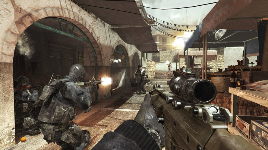 Continue the Call of Duty: Modern Warfare in the third release in the