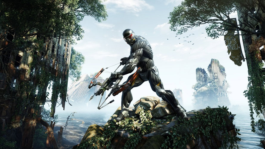 Amazon.com: Crysis 3 - PC: Video Games