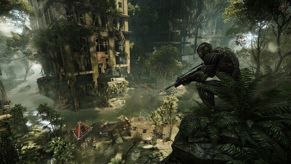 Amazon.com: Crysis 3 - Xbox 360: Electronic Arts: Video Games