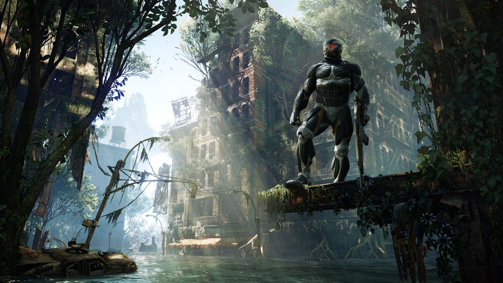 Crysis 3 2013 Video Game 4k Hd Desktop Wallpaper For 4k: Amazon.com: Crysis 3