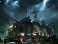 The ruined beauty of New York City as seen in Crysis 2