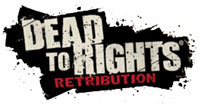 Dead to Rights: Retribution game logo