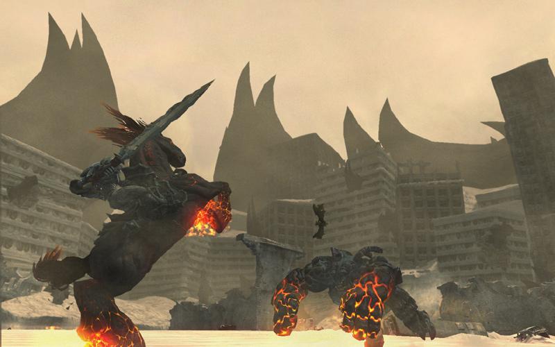 Amazon com: Darksiders: Playstation 3: Video Games
