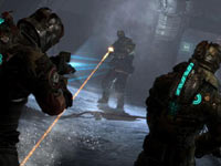 Co-op gameplay from Dead Space 3
