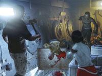 Defensive co-op gameplay in Dead Island Riptide