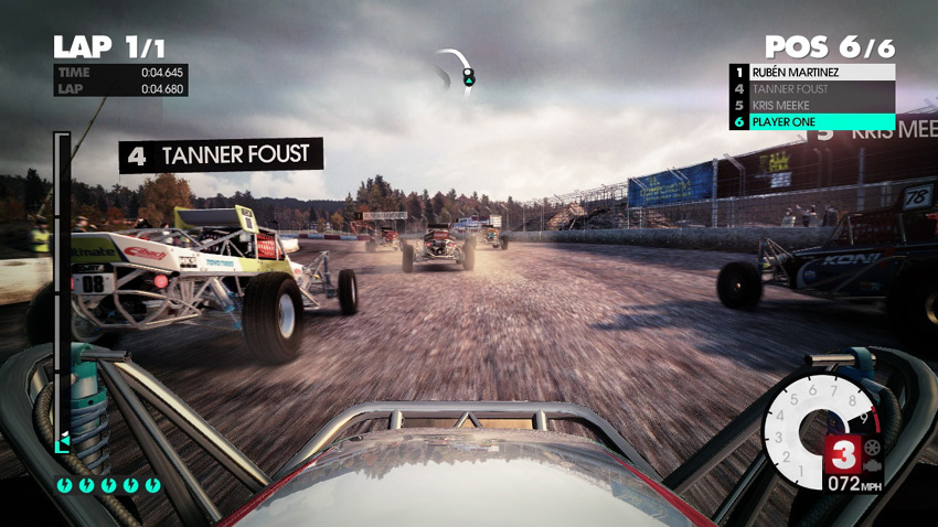 Amazon.com: Dirt 3 - Xbox 360: Video Games