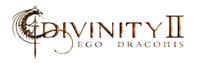 Divinity II: Ego Draconis game logo