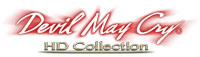 The Devil May Cry HD Collection game logo