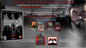 Contents of the in Dragon Age II: BioWare Signature Edition