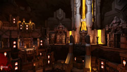 Dwarf city in 'Dragon Age: Origins'