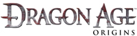 'Dragon Age: Origins' game logo