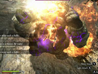 Grab functionality in Dragon's Dogma