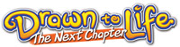 Drawn to Life: The Next Chapter game logo