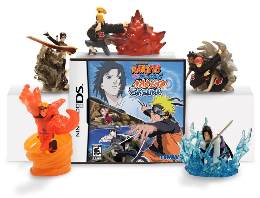 Amazon.com: Naruto Shippuden: Naruto vs. Sasuke - Amazon Exclusive