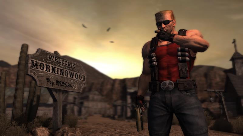 Amazon.com: Duke Nukem Forever - PC: Video Games
