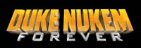 Duke Nukem Forever game logo