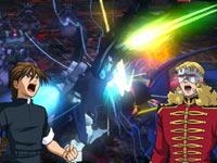 Dynasty Warriors: Gundam 3 screenshot