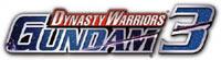 Dynasty Warriors: Gundam 3 game logo
