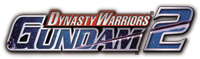 'Dynasty Warriors: Gundam 2' game logo