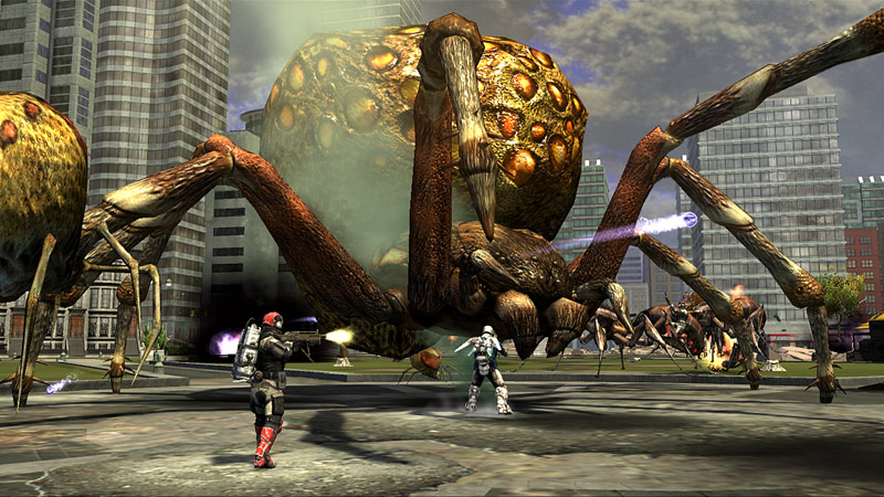 Amazon.com: Earth Defense Force: Insect Armageddon - Xbox
