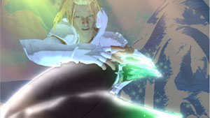 Enoch, the game hero of El Shaddai: Ascension of the Metatron