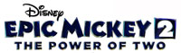 Disney Epic Mickey 2: The Power of Two game logo