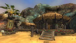 New overland area from EverQuest II: Sentinel's Fate Expansion Pack