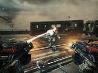 First-person mech combat in F.E.A.R. 3