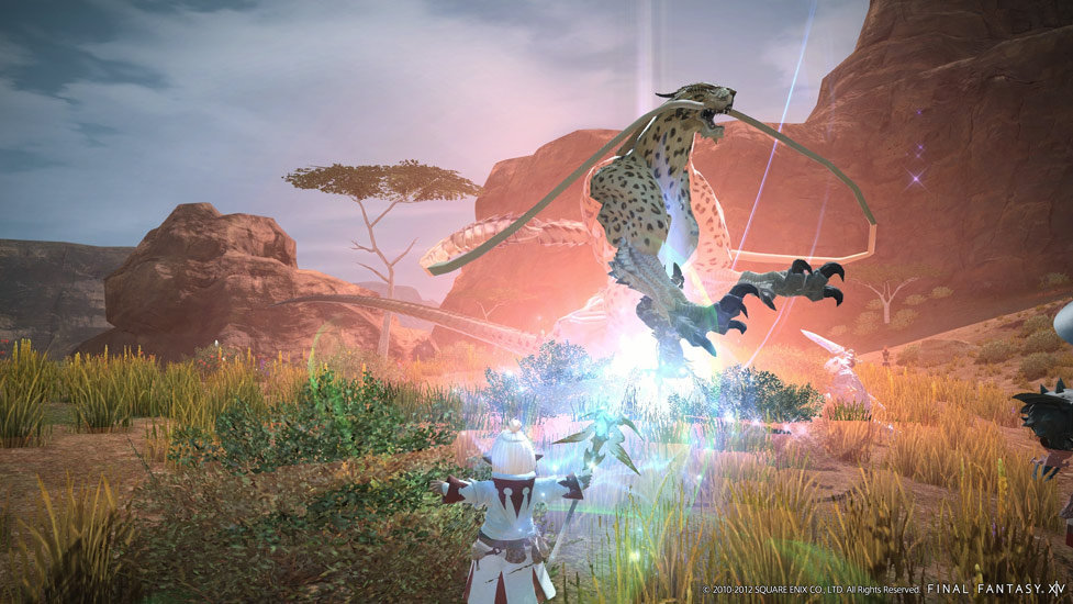 Jual Final Fantasy XIV: A Realm Reborn / FF14 - PS3 Game - Toko Game