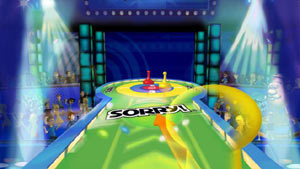 Sorry! Sliders screenshot from Family Game Night 4: The Game Show