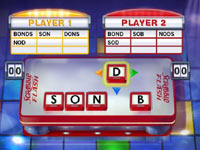 Scrabble Flash screenshot from Family Game Night 4: The Game Show