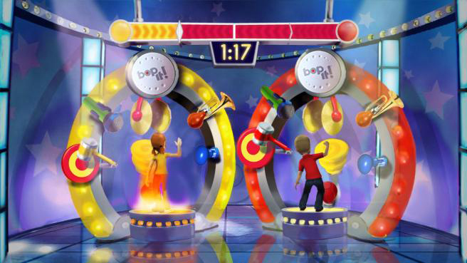 Bop It Boptagon Screenshot From Family Game Night 4 The Show
