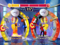 Bop It Boptagon screenshot from Family Game Night 4: The Game Show