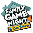 Family Game Night 4: The Game Show game logo