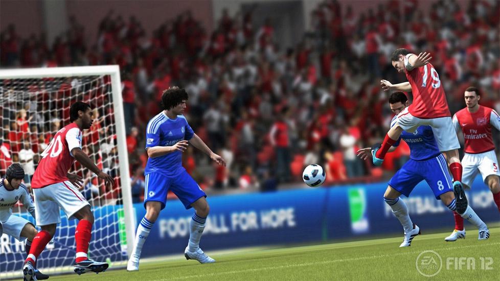 Amazon.com: FIFA Soccer 12 - Playstation 3: Electronic Arts: Video