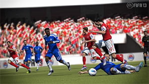 Arsenal vs. Chelsea in FIFA 13