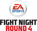 'Fight Night Round 4' game logo