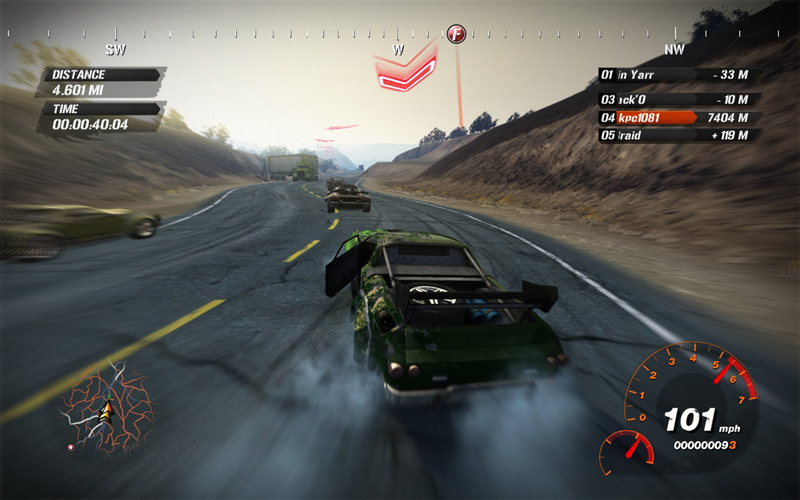 Danger Car Racing Games Free Download