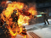 Incinerating with the Arcshot in Fuse