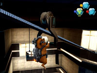 Platforming fun in 'G-Force' the video game