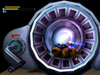 Unique gadget in action in 'G-Force' the video game