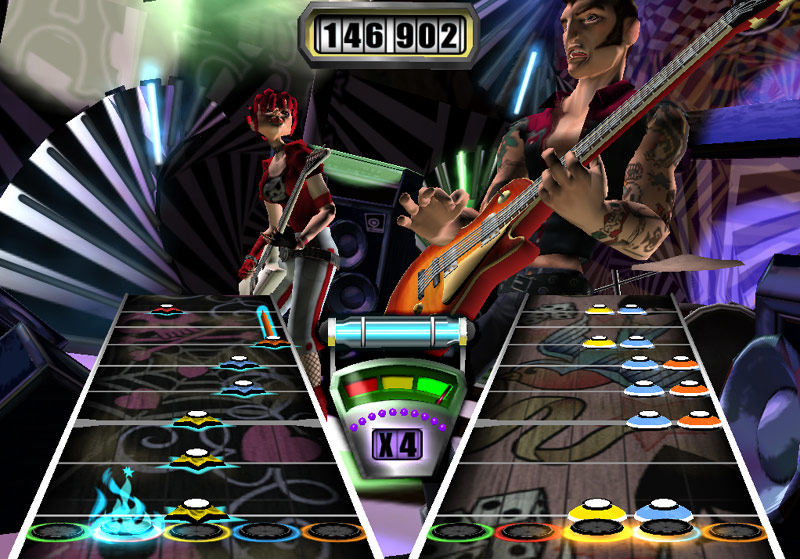 Amazon.com: Guitar Hero 2: Playstation 2: Artist Not Provided: Video