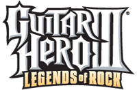 Guitar Hero III: Legends of Rock game logo