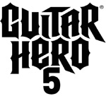 'Guitar Hero 5' game logo