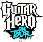 Guitar Hero: On Tour game logo