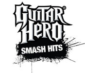 'Guitar Hero: Smash Hits' game logo