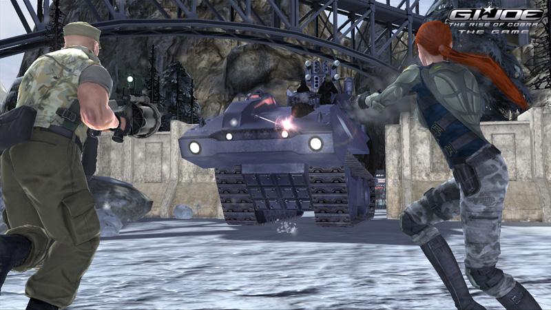 Amazon.com: G.I. JOE: The Rise of Cobra - Playstation 3