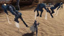 Snake Eyes bringing the hurt in 'G.I. Joe: The Rise of Cobra'
