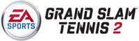Grand Slam Tennis 2 game logo