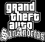 'Grand Theft Auto: San Andreas' game logo